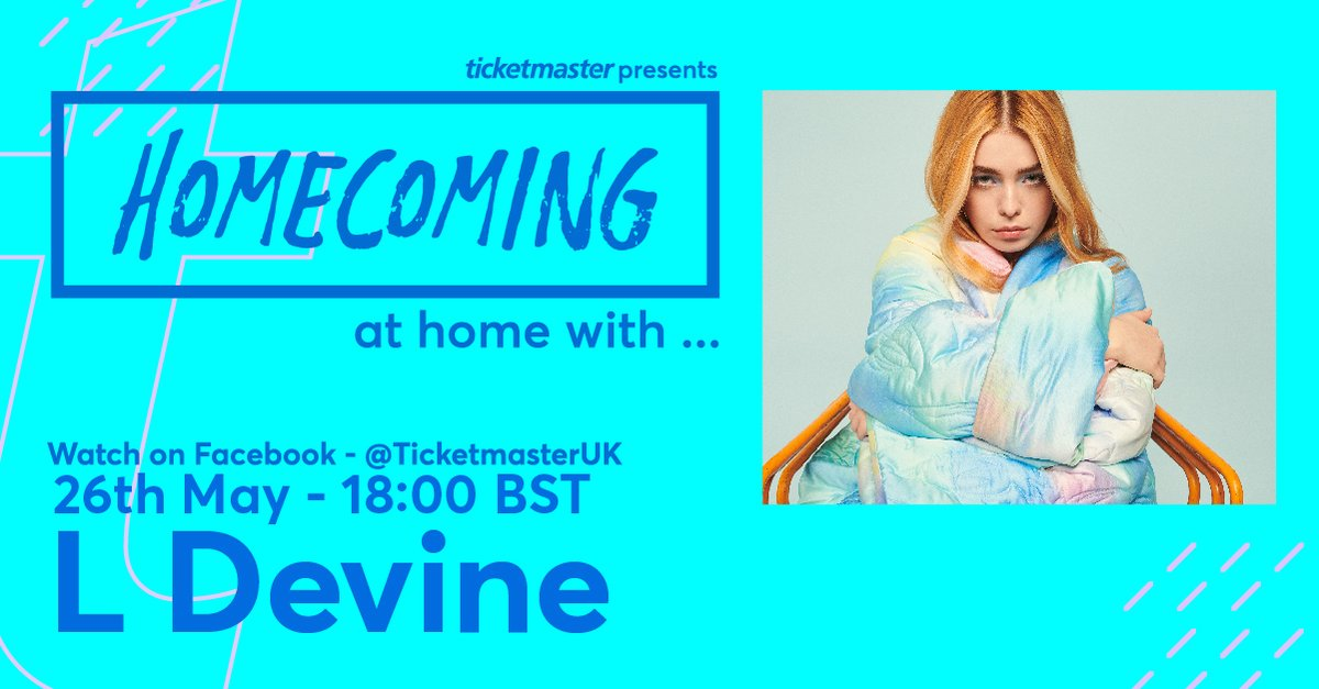 LIVE NOW – Head over to our Facebook page >>  << to take a tour around @LDevineMusic's house 👋 All in aid of @musicvenuetrust, @HelpMusiciansUK, #CrewNation and more. Donate here >>
