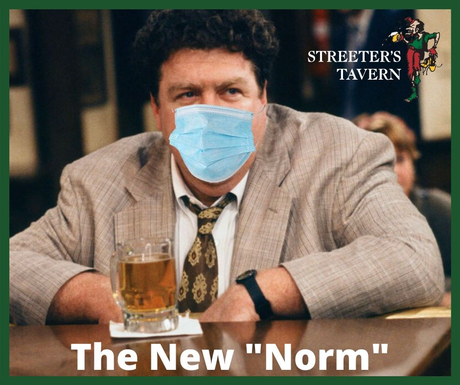 "What's your new ""norm"" look like? Comment below with a selfie! #streeterstavern #lmgchicago #chicago #COVID19 #selfie #streeterville #latenightbars #bars #basementbar #undergroundbar #bars https://t.co/ZhQKaiJW54"