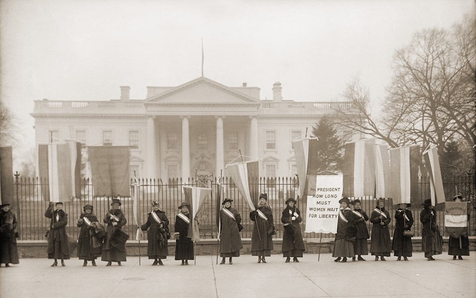 In 3 months, we'll be celebrating the 100th anniversary of the 19th Amendment. Read this Ann Lewis blog to see the connections with the abolitionist movement, as well as that of working women and why it matters today https://sharemylesson.com/blog/19th-amendment-building-democracy …  @AFTunion @AFTteach #EdChat #Educhatpic.twitter.com/5et0WWhJwp