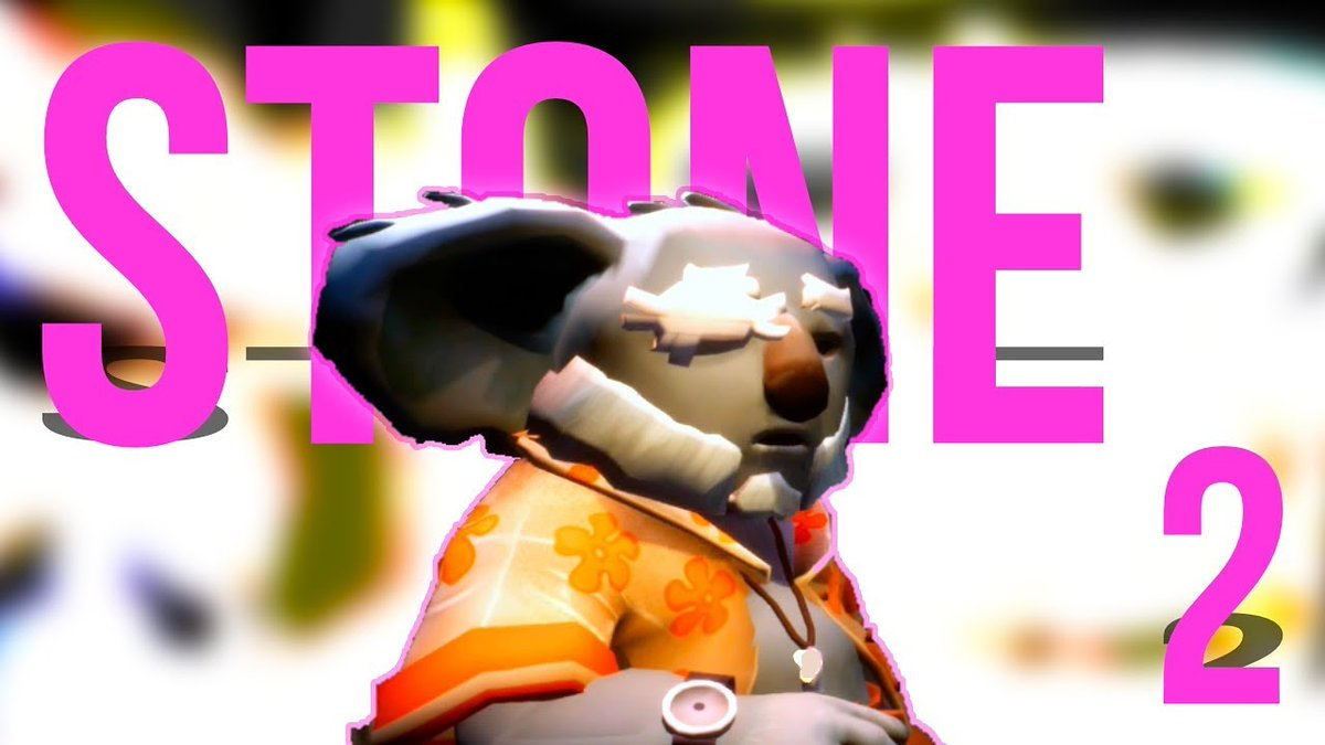 BAD+BAD is more BAD! Poor stone can't catch a break.  #xbox #xboxone #xboxgames #funnyshit #funnyvideo #youtuber #youtube #youtubegaming  #gaming #gamer #gaming🎮 #gamingcommunity #gamingyoutuber #stone #stoned #koala  #indie #noir #bad #badday
