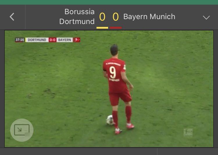 ⚽️ #BUNDESLIGA STREAM ⚽️ Watch Borussia Dortmund v Bayern Munich streamed live 🇩🇪👇 #BVBFCB #DerKlassiker ➡️ bit.ly/365LiveFootball 18+ | Funded account required | BeGambleAware 🔞