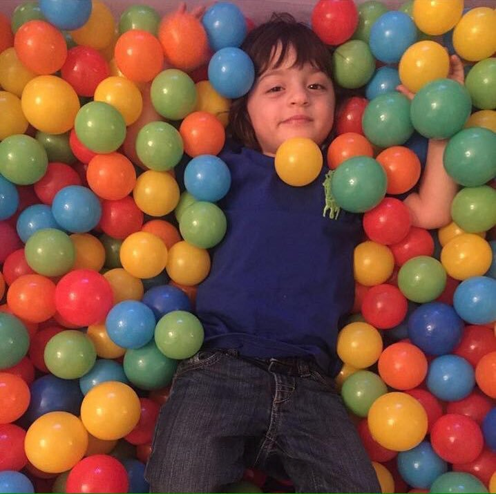 Happy Birthday our Prince, Wish you lots of love, laughter, happiness and games to play❤ #HappyBirthdayAbRam