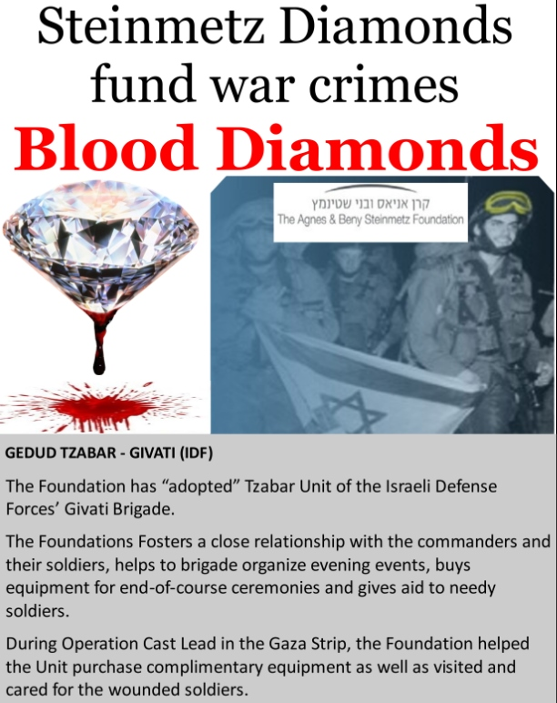 steinmetz blood diamonds