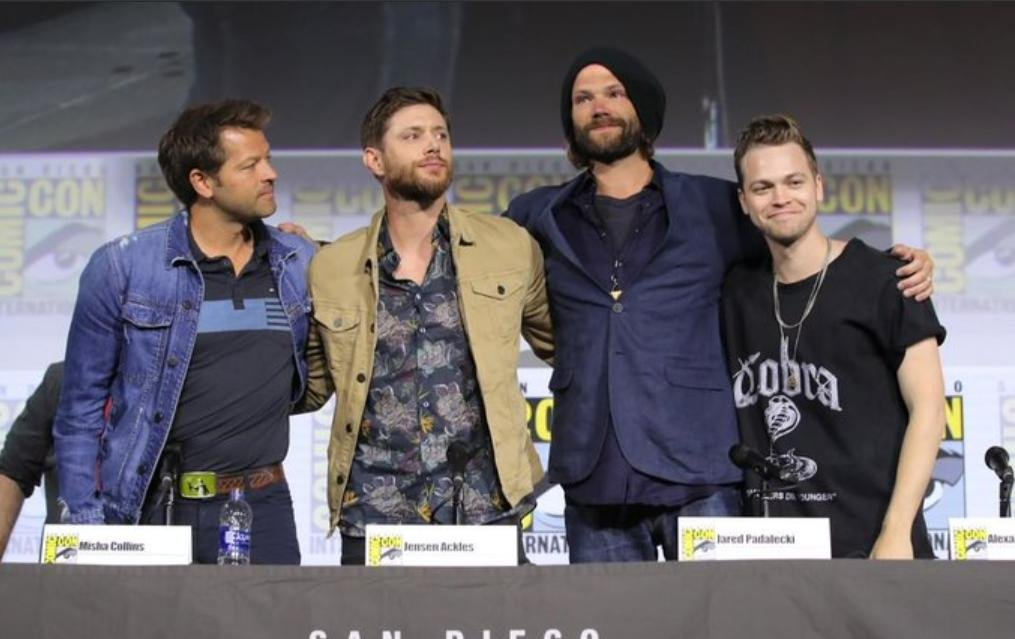The saddest SDCC panel in the history of spn. <br>http://pic.twitter.com/FfHk8GhLbd