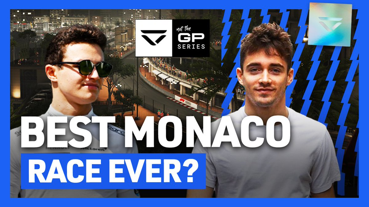 🇲🇨🏁Miss the #NotTheGP Monaco drama over the weekend, or just want to see it again? The full highlights video is out now:  https://t.co/uzHz9jJmYO https://t.co/wJhWVUiDhT