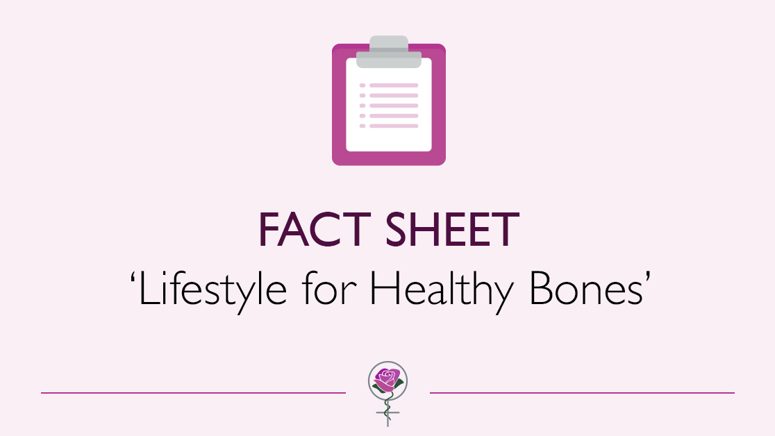 Did you know that women are more affected by a loss of #BoneStrength in the years before, during, and after the #menopause? This is due to the rapid decline of estrogen levels. See this 'Lifestyle for Healthy Bones' fact sheet: https://t.co/cEeHyCeRTM https://t.co/E6H0LYBdEU