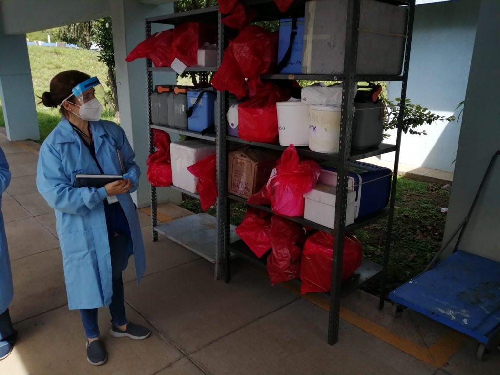 test Twitter Media - Zulma Calderón, defensora de la Salud de la PDH, señala que en el Laboratorio Nacional de Salud se habían recibido alrededor de 250 pruebas para detectar el COVID-19 a eso de las 10:00 horas y que hay unas 1 mil 200 pruebas pendientes de procesar. https://t.co/QyF9tePiZ7