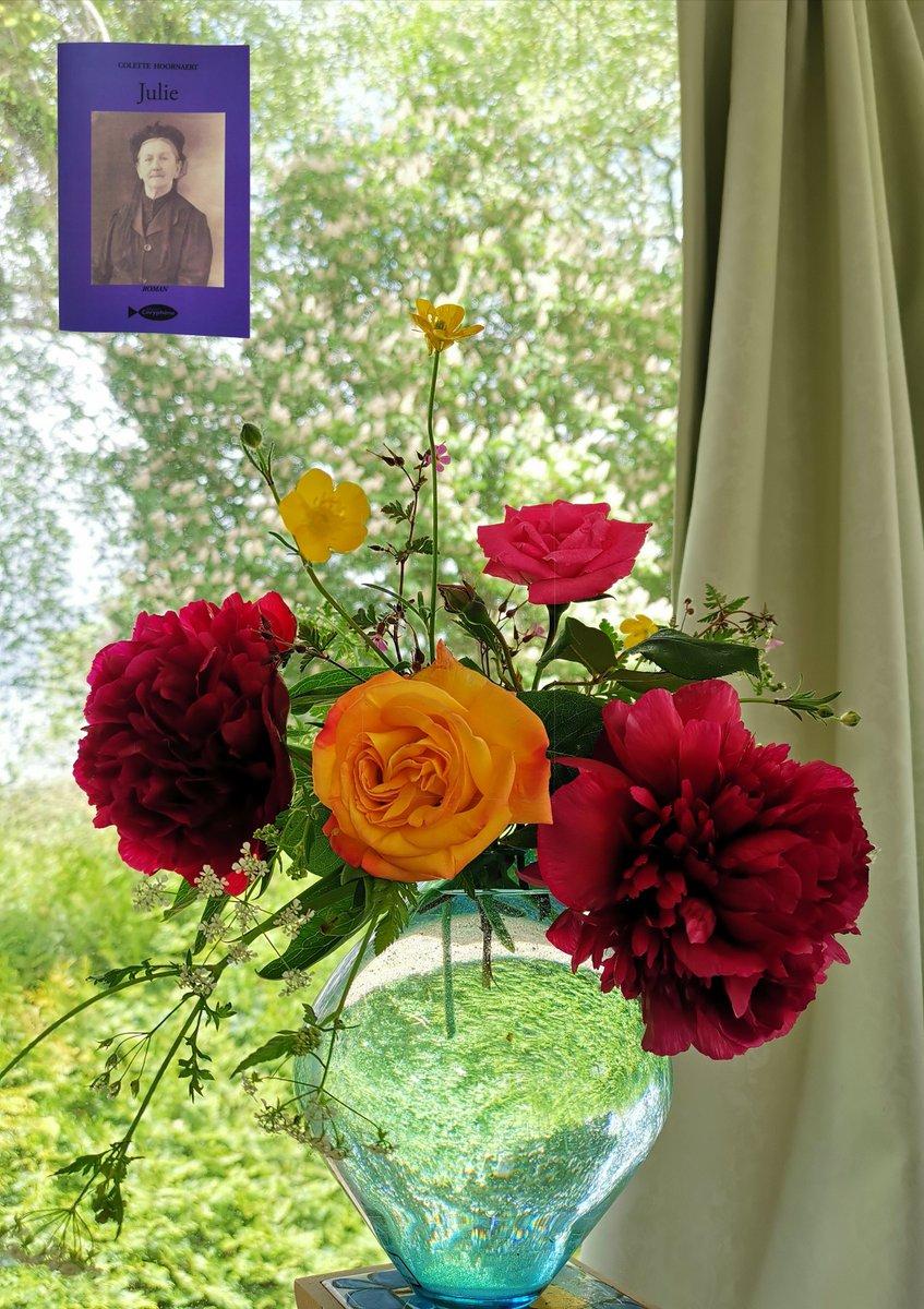 JULIE le #roman de #ColetteHoornaert est aussi une ode à la nature des campagnes françaises  #RESTEZPRUDENTS détendez-vous et #lisez ce magnifique #livre   #lecturedumoment #femmes #lecture #livres #campagne #lire #rural #amour #famille #hautsdefrance #saga