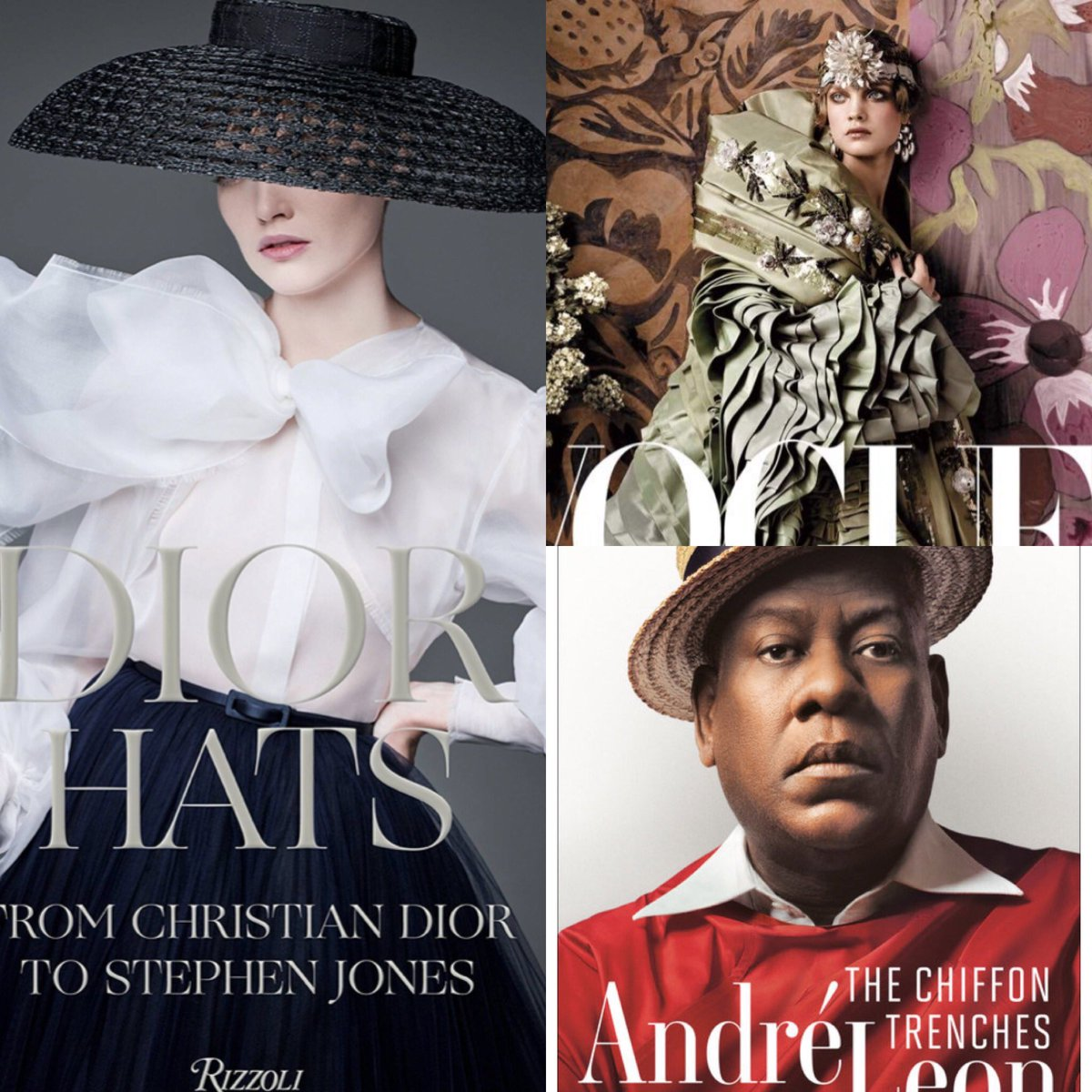 My latest blog post features a selection of fashion books published or to be published in 2020. Memoirs are definitely trendy! Link in bio. 👩🏻💻📚❤️ #FashionPhotography #fashionblogger #memoirs #magazines #Dior #Vogue #metgala #met #bloggerstribe #books https://t.co/tFXoNMSOpK