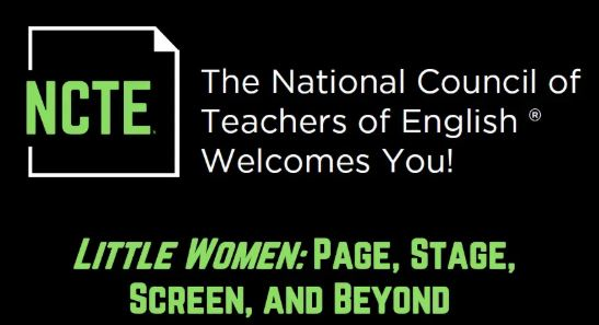 test Twitter Media - Hello TeachingBooks Community! Check out this fantastic discussion panel, sponsored by NCTE, on Little Women and the evolving nature of literature. https://t.co/EFiecjMcC9 https://t.co/QS2TQCgYIj
