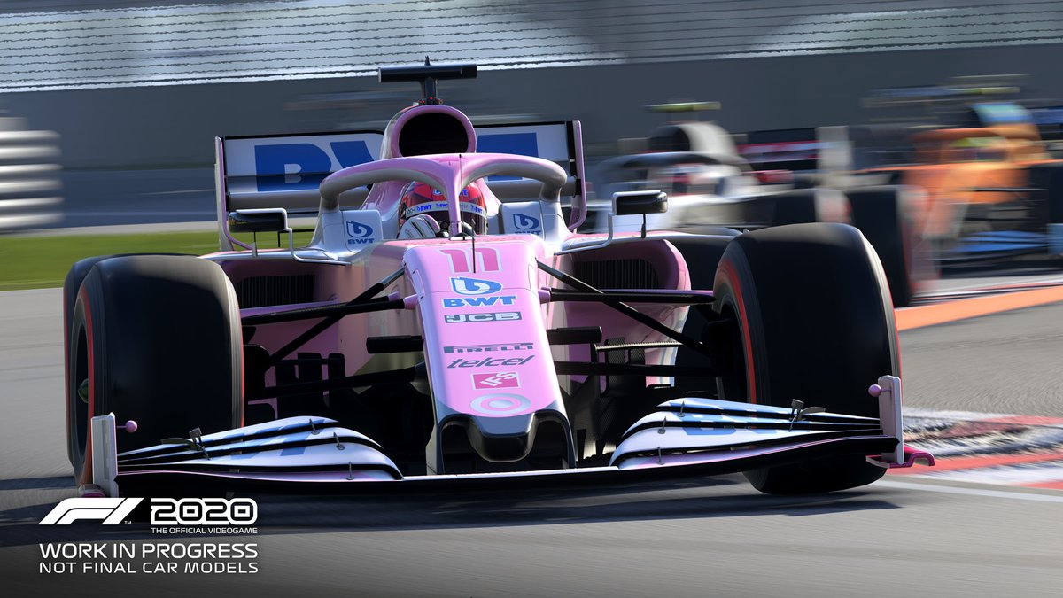 Brightening your timeline with these F1 2020 screenshots 🤩👌 https://t.co/pEEe927P96