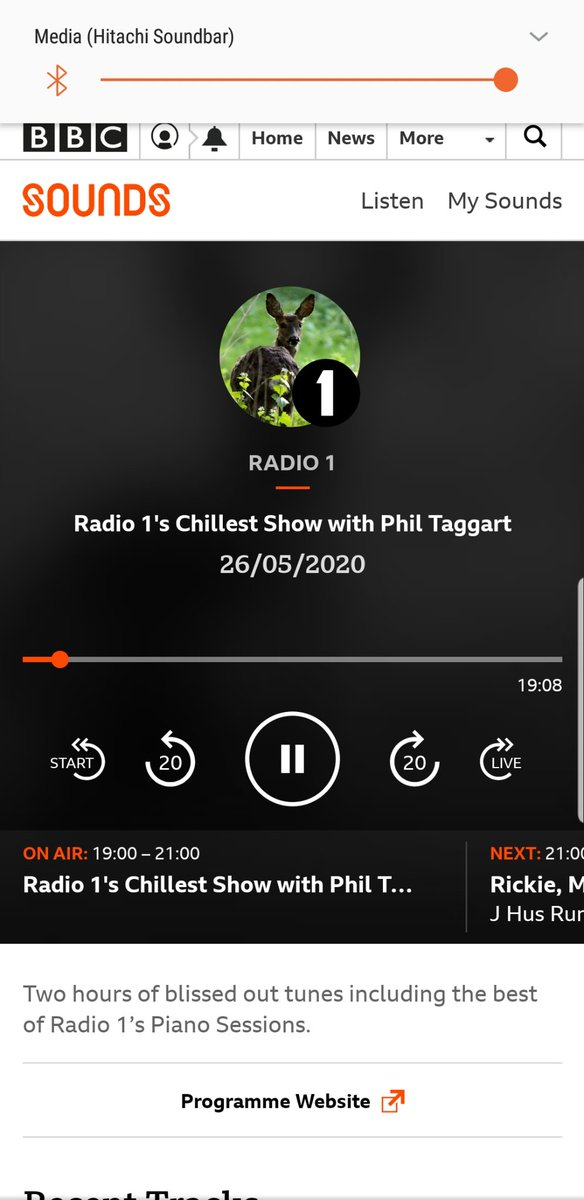 @#BBCR1 @philytaggart #CHILLESTSHOW in the #WORLD 😍❤😘 #REALLY  need This TONIGHT...  #AMAZING  #BEAUTIFUL #THANKYOU  😍❤💕 https://t.co/5QOqDvKl7w