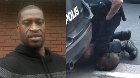 Bloccato dai poliziotti, gli mettono il ginocchio sul collo e muore soffocato (VIDEO) - https://t.co/BOxfltP1we #blogsicilia #georgefloyd #minnesota