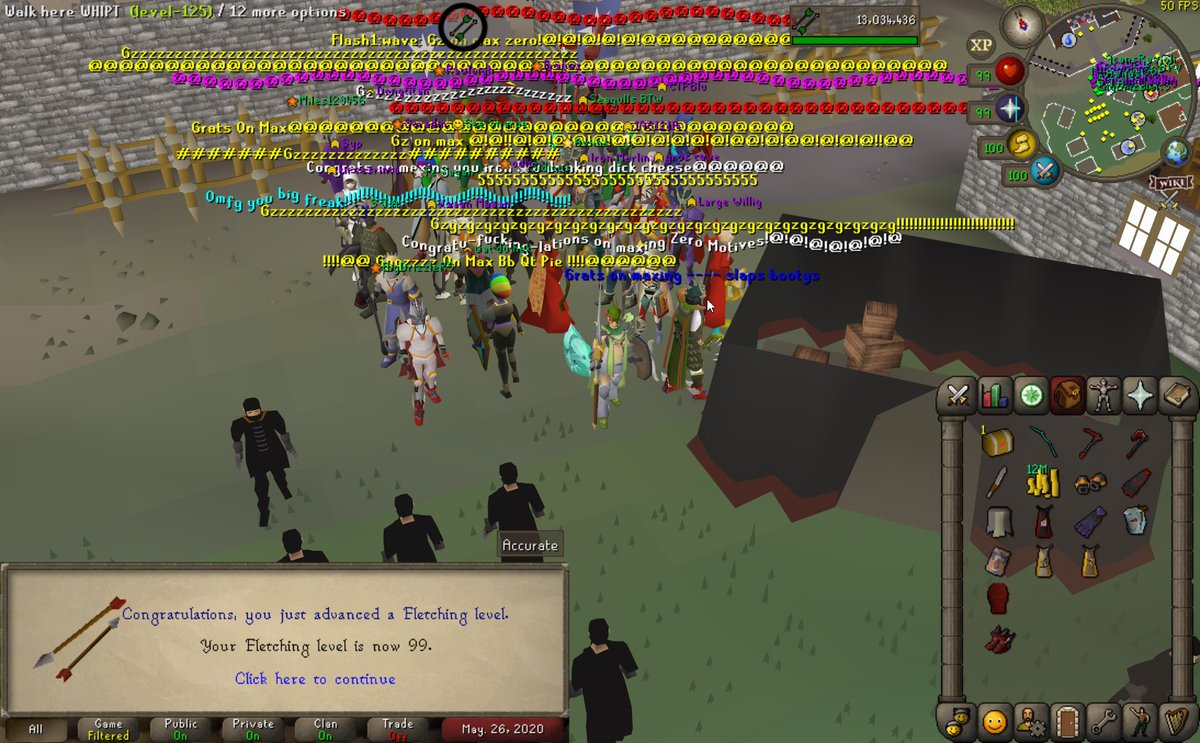 Maxed the Ironman 26/5/2020 :) <br>http://pic.twitter.com/h6PC08pJiP
