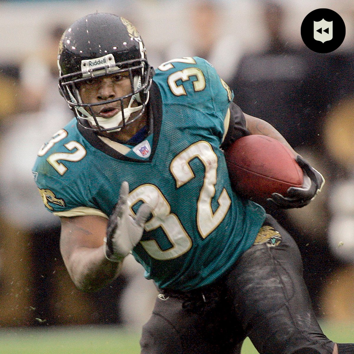 The time @MJD completely disappeared from the screen before running for a TD 🧐 @Jaguars (Dec. 24, 2006)