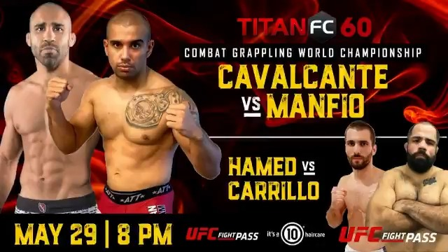 Just 3 days away from @TitanFighting returning LIVE to FIGHT PASS! #TitanFC60 https://t.co/jPHaz2PVDI