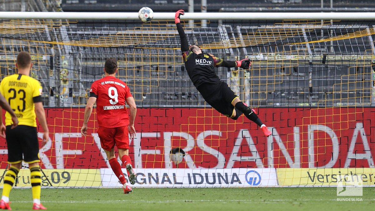 Xem lại Dortmund vs Bayern Munich, Bundesliga – 26/05/2020