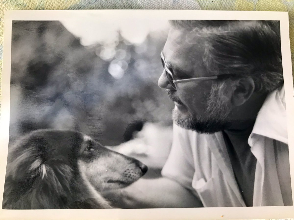 Papa and his best friend. I miss my grandpa so much. Papa was a good man, always will be.   #bestfriend #tbt #photography #tuesdaymotivation #dog #pup #puppy #photography #oldphoto #family #home #oldphotography #familypictures #griefandloss #grief #love #FamilyIsEverything #lovepic.twitter.com/GtrJetACCr