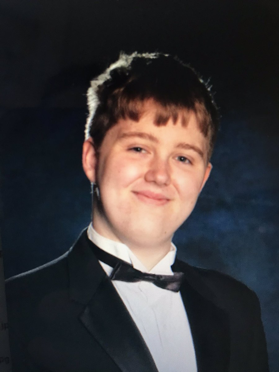Let's celebrate Matt, one of our awesome <a target='_blank' href='http://twitter.com/arlingtontechcc'>@arlingtontechcc</a> 2020 graduates. Matt, you're teachers are going to miss your stories and smile! Congrats on your graduation. <a target='_blank' href='https://t.co/90Tvgx95hs'>https://t.co/90Tvgx95hs</a>