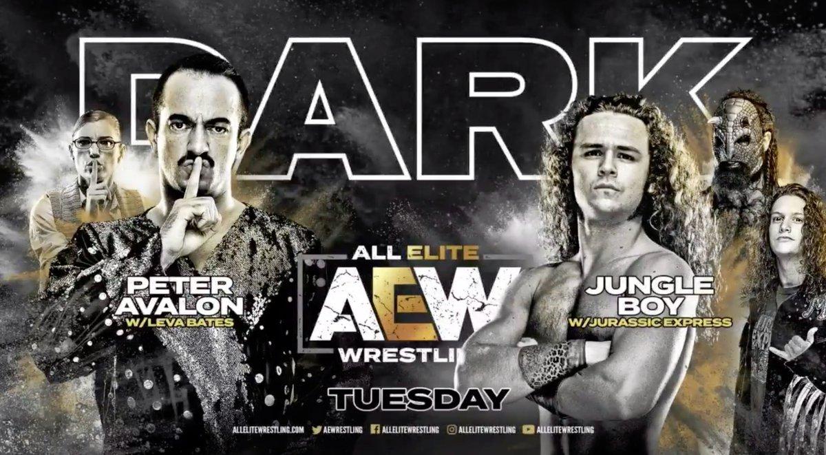 Ten matches announced for AEW Dark dlvr.it/RXPGGn
