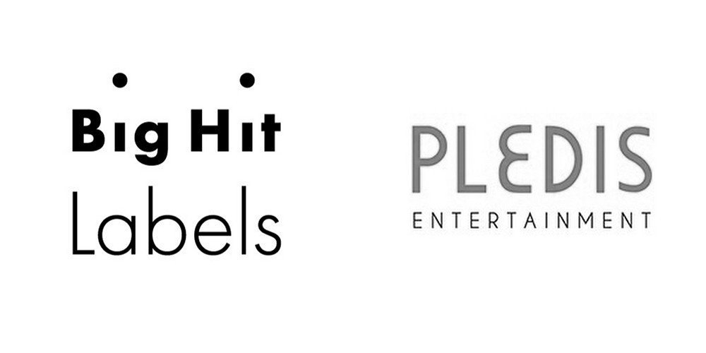 Big Hit Entertainment has become the largest shareholder in Pledis Entertainment, home of SEVENTEEN and NU'EST