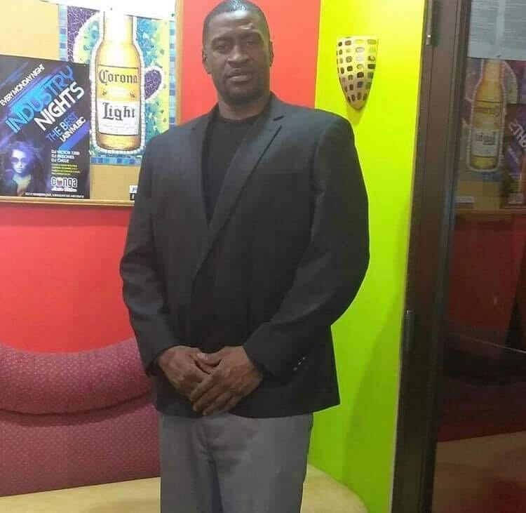 Here are some more photos of George Floyd provided by his family. He was seen in the now widely shared Facebook video saying I cant breathe repeatedly before his death following an incident with the Minneapolis police. An officer was seen kneeling on his neck.