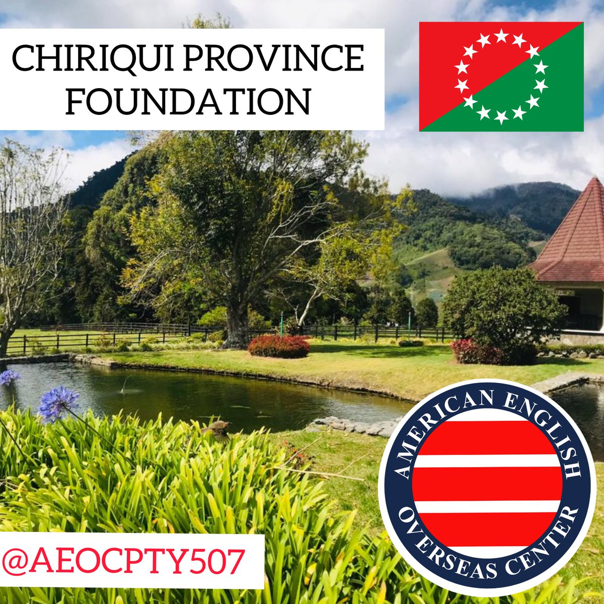 Let's celebrate together the 171 years of foundation anniversary with our people from Chiriqui. #Chiriqui #Panama #QuedateEnCasapic.twitter.com/bSaHA9iShQ