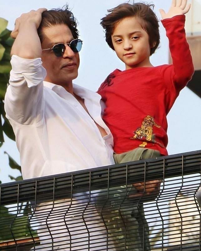 All the adorable moments and memories this little munchkin has gifted in our lives❤️❤️ @gaurikhan @iamsrk   #HappyBirthdayAbRam