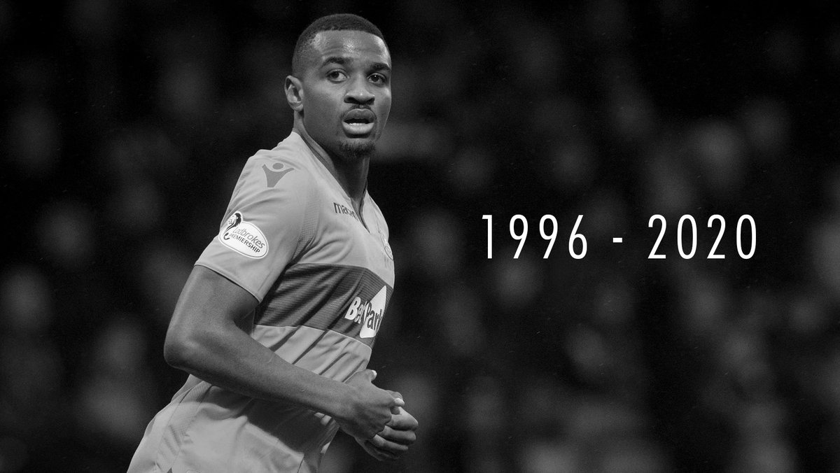 We are deeply saddened to learn of the death of our former player Christian Mbulu. RIP Christian. bit.ly/2X2fU1F