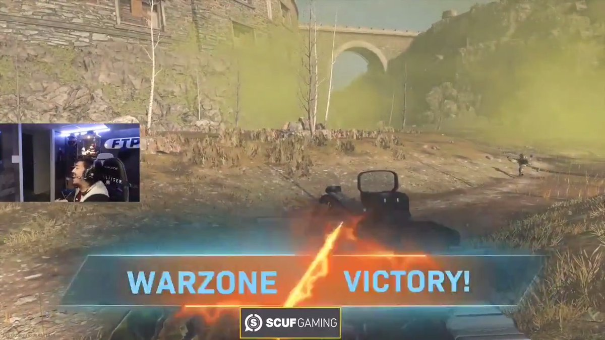 Auto Tac Sprint is a MUST in Warzone 🔥   Will help your controllers life span!