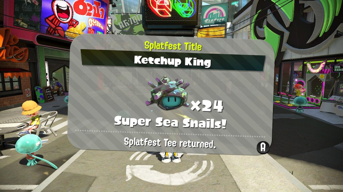 HAHA THEY MAD!!  #Splatoon2 #NintendoSwitch #Splatfest2020 #TeamKetchup