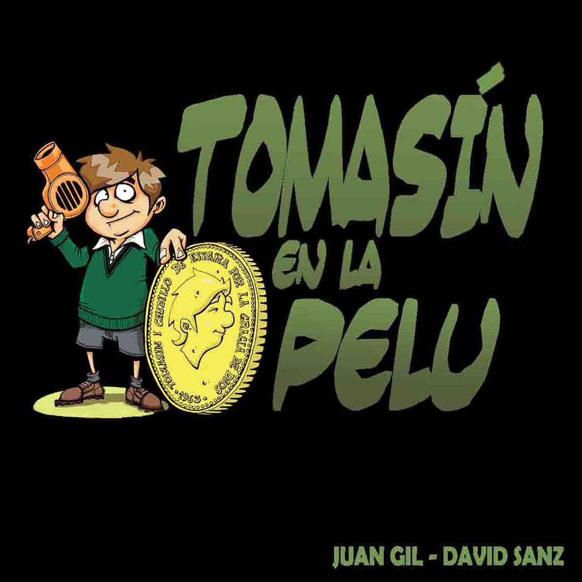 Tomasín tiene siete años y le gustan los cómics. Imagina historias de héroes y princesas en reinos muy lejanos. Lo que no imagina es que, en la peluquería de su barrio vivirá su mayor aventura. Disponible ya, gratis. #comic #tebeo #webcomic #cómics #infantil pic.twitter.com/oqbFNVPKaW