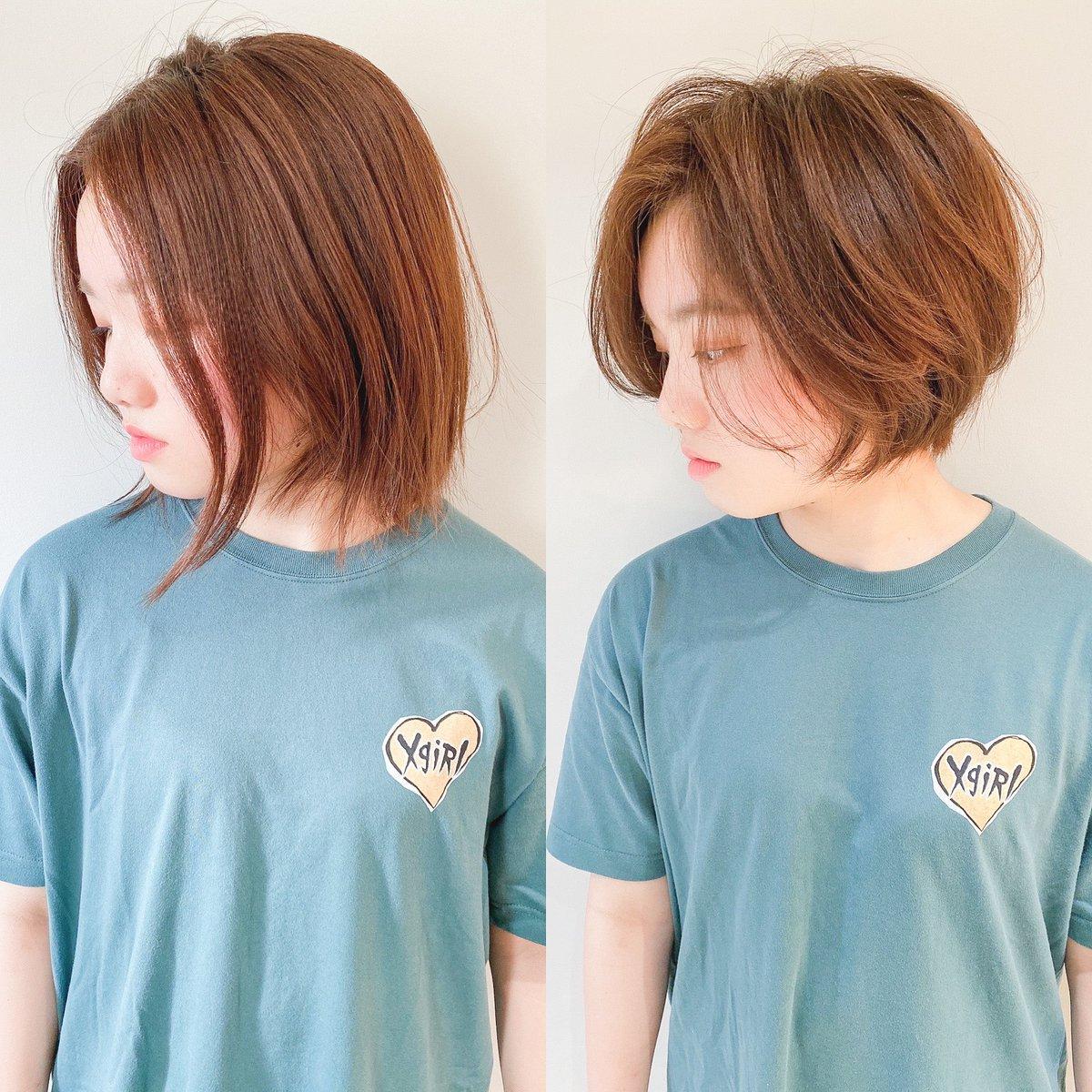 多い ショート 髪の毛 髪が多いショートボブさん必見!キレイにまとまる時短ドライヤーテク【髪コンプレックス解消vol.17】
