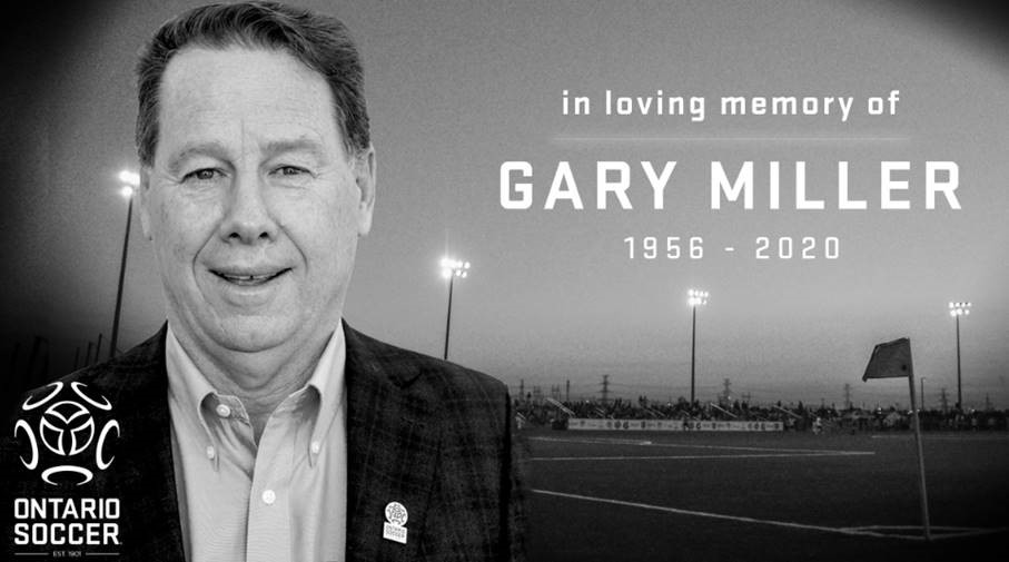 Alberta Soccer is saddened by the loss of a great soccer individual! Gary Miller, Dir. of Soccer Operations at Ontario Soccer inspired thousands of players, coaches and administrators throughout his soccer career. Our thoughts and prayers are with Gary's Family at this time! https://t.co/NxojJc8IGk