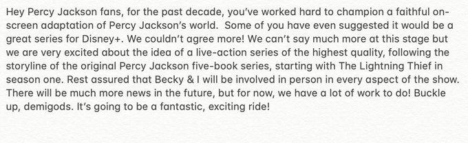 Percy Jackson, adaptation sur Disney+ EYACAZSWsAE4zBC?format=jpg&name=small
