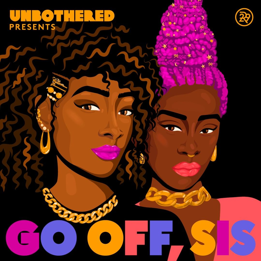 .@Refinery29's #R29Unbothered #GoOffSis podcast is BACK! And right on time! We're talking about how #coronavirus has affected the Black community and chatting with the always amazing @TiaMowry. Listen and subscribe now!