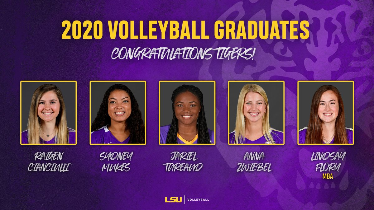 These Tigers are Forever LSU! 💜💛 🔗: lsul.su/3cBcw3a #GeauxTigers