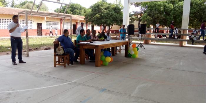 📄| La Reparación Colectiva sigue llegando a #Casacará, en #Codazzi.➡️https://t.co/WL4DDbhYQ4 #UnidosPorLasVíctimas #JuntosEnLaDistancia https://t.co/QJQvR6HCSf