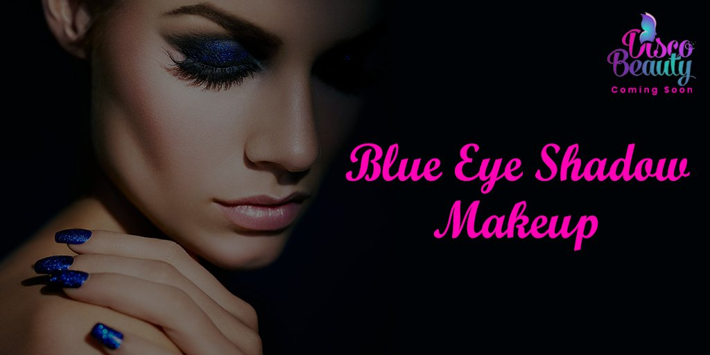 Make your look glowing and gorgeous with the all-new Blue eye shadow makeup from Disco Beauty! #discobeautyonline #fashion #beauty #cosmetics #makeup #UnitedStates #makeuplook #makeupaddict #makeupdolls #makeupwedding #makeuptime #makeupartist #makeupjunkie #makeuploverpic.twitter.com/VogWvydsux