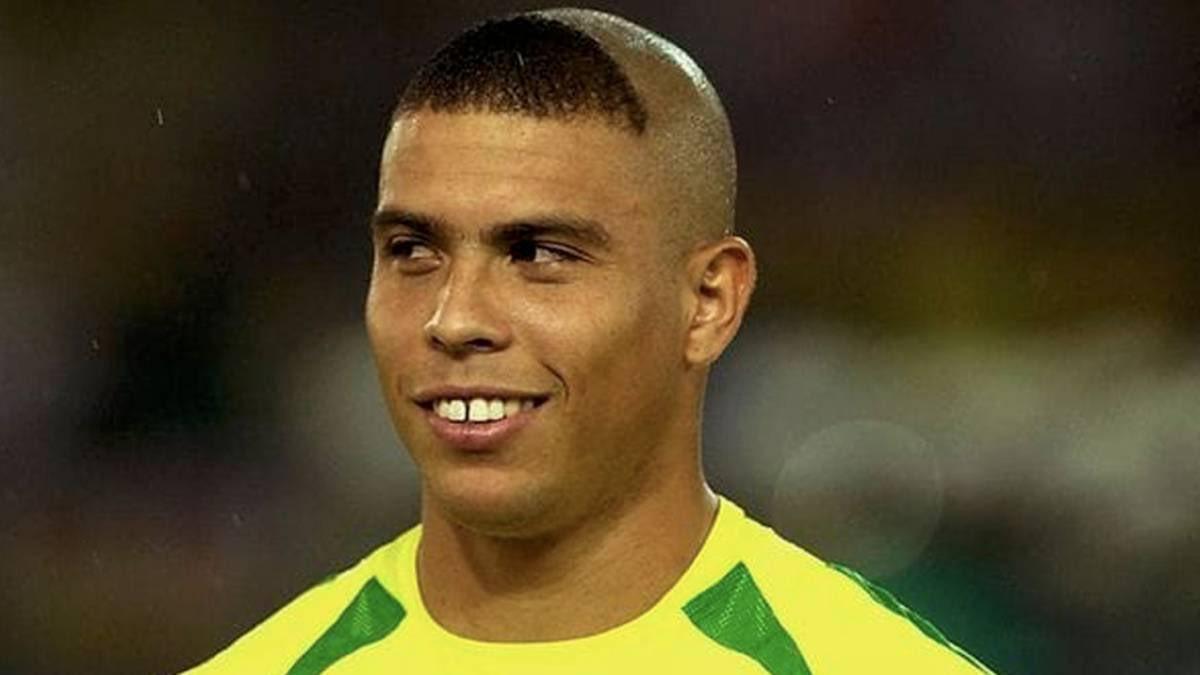 Tú qué sabes de chingonerías si nunca te cortaste el pelo como Ronaldo en la Copa Mundial 2002. https://t.co/PIdpWkEFEf