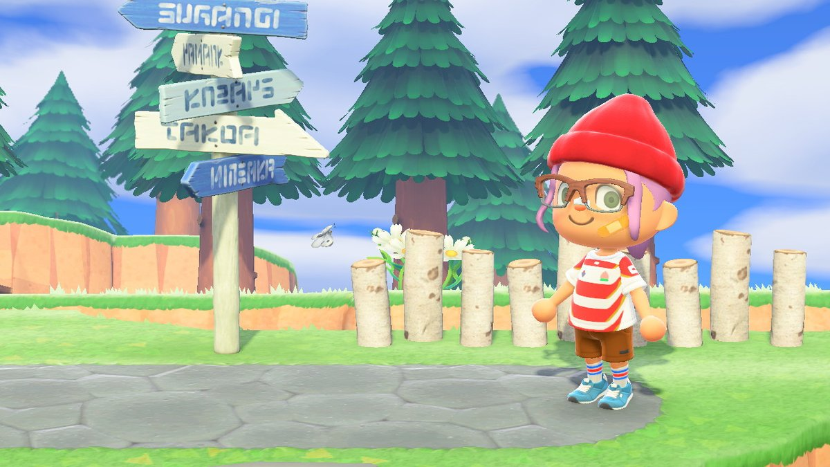@rugbyworldcupjp いいの教えてもらった! #ACNH #AnimalCrossing