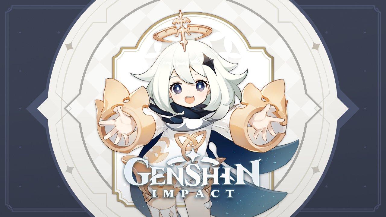 Nhân vật Paimon trong Genshin Impact