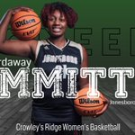 Image for the Tweet beginning: Excited to welcome Kianna Hardaway