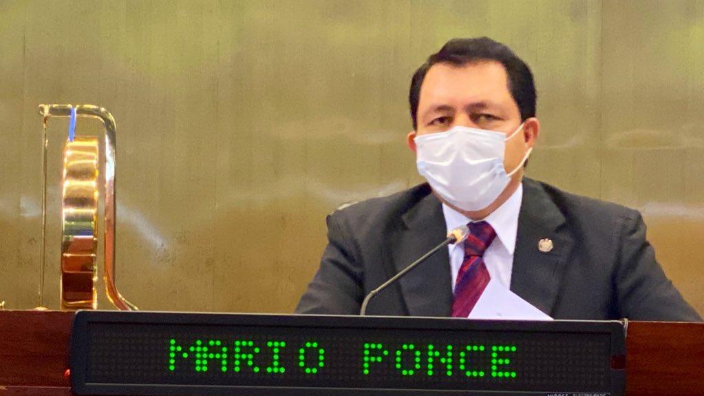 Mario Ponce: decreto ejecutivo sobre emergencia no tiene fuerza legal
