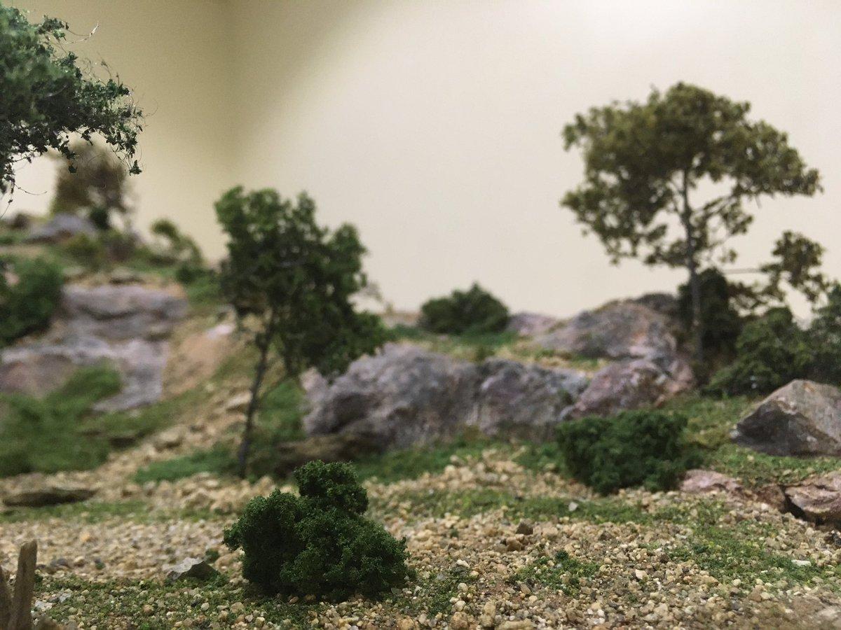 #diorama #scalemodel #مجسمات_للبيع #السعودية #الباحة #عسير #الجنوب #مناظر_طبيعيه #فن #woodlandscenics #madewithwoodland https://t.co/3u5cqwSxSb
