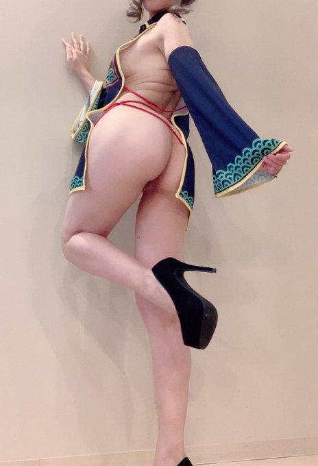 コスプレイヤー艶兎のTwitter自撮りエロ画像29
