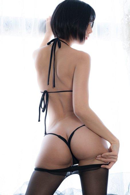 グラビアアイドル美東澪のTwitter自撮りエロ画像69