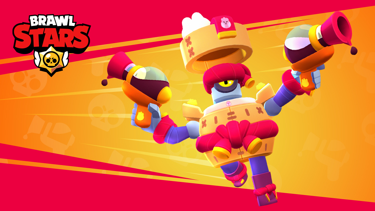 "Brawl Stars on Twitter: ""🥟Dumpling Darryl🏮 is BACK with a flashy ..."