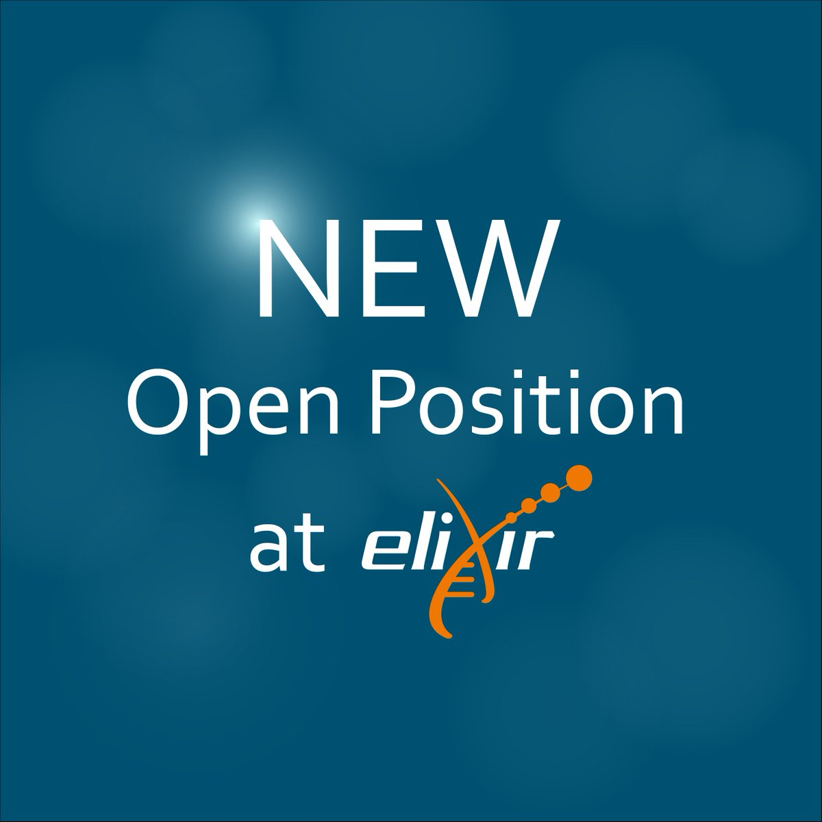 ‼️New Open Position at ELIXIR  We are seeking an experienced #ProjectSupport Administrator to join us in Hinxton, UK Become part of our #international, #kind and #supportive team  Apply here ➡️https://t.co/Nj3UGyaqD8 🕒Closing on 11 June 2020 https://t.co/oTyY988miY