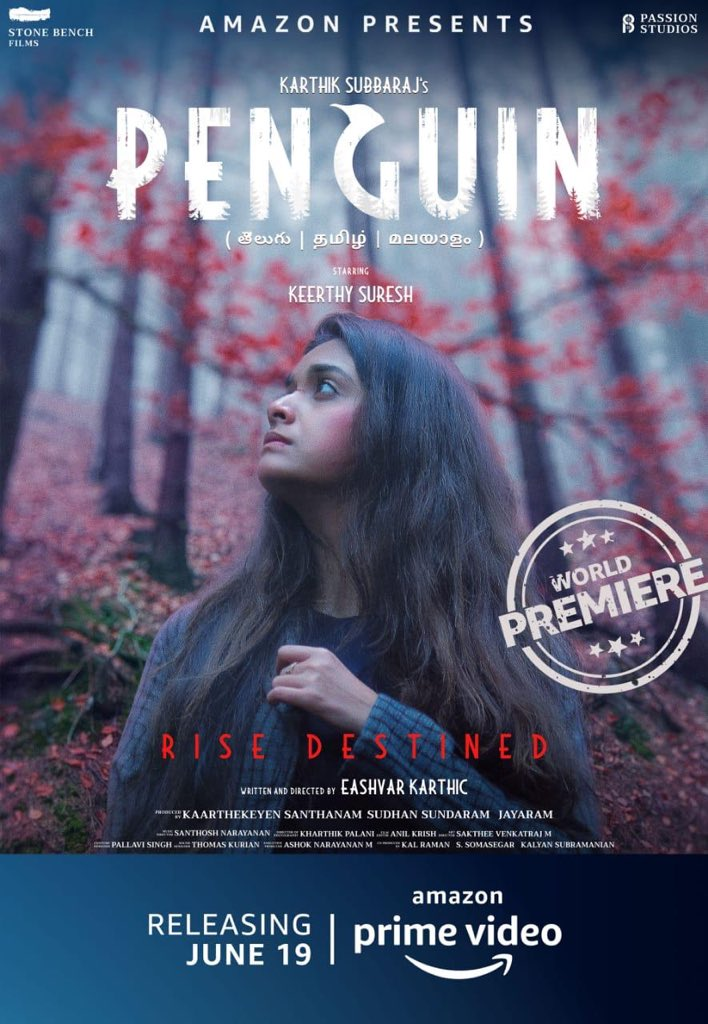 Penguin on Amazon Prime Video